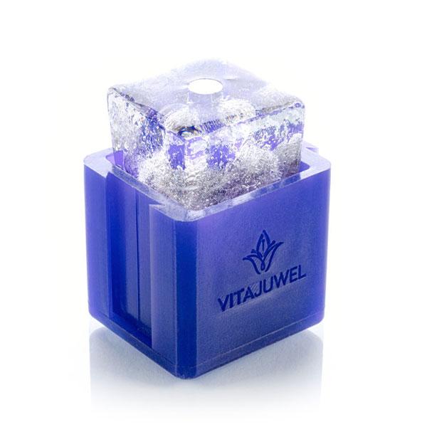 vitajuwel crystal straws ice cube mold ice cube maker